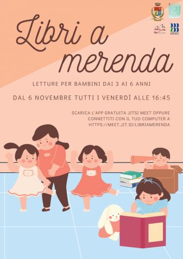 Libri a merenda on-line
