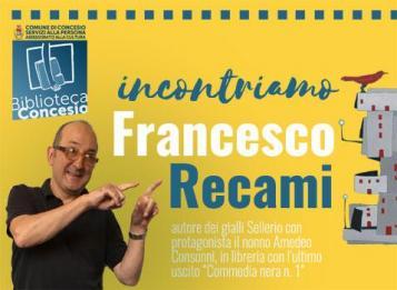 Incontriamo Francesco Recami