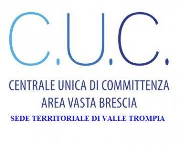 C.U.C. Centrale Unica di Committenza Area Vasta - sede distaccata territoriale di Gardone Val Trompia