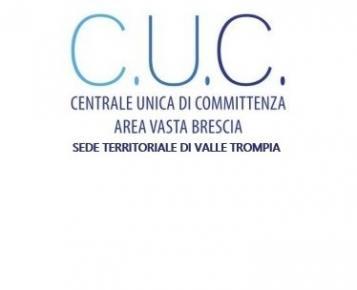 Cuc Centrale Unica di Committenza Area Vasta di Brescia sede territoriale di Valle Trompia
