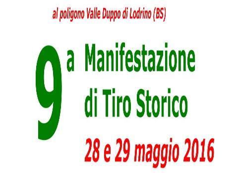 9a Manifestazione di Tiro Storico