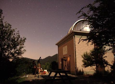Benvenuti all'Osservatorio