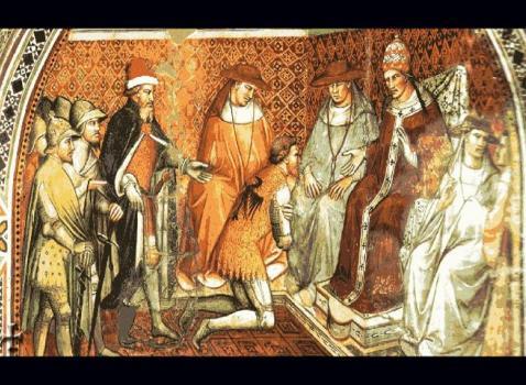 Perdoncino di Papa Alessandro III