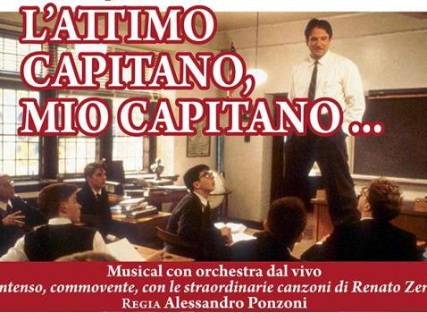 L'Attimo capitano, mio capitano...