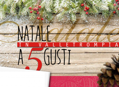 Natale a 5 gusti
