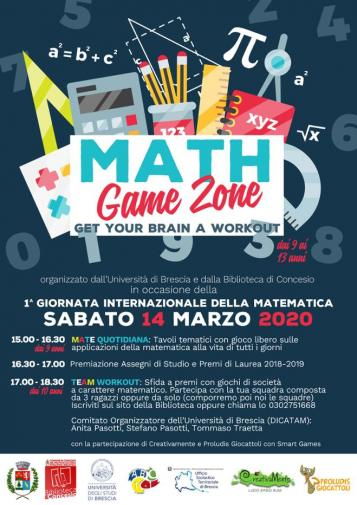 MATH Game Zone