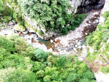 CanyonTrek: La Forra delle Cascate – Inzino